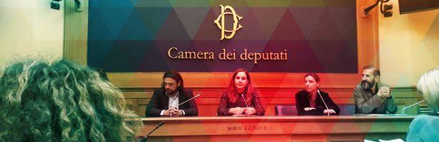 Conferenza Stampa alla Camera dei Deputati